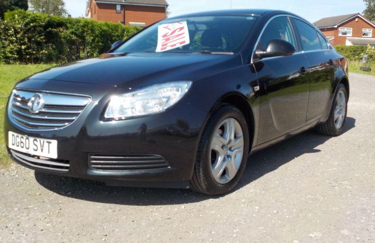 Vauxhall Insignia 1.8 i VVT 16v Exclusiv 5dr DG60SVT
