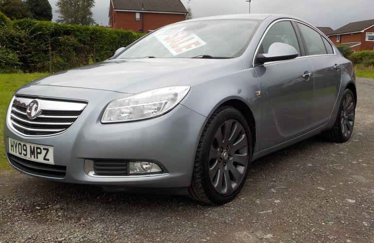 Vauxhall Insignia 2.0 CDTi 16v SE 5dr HY09MPZ