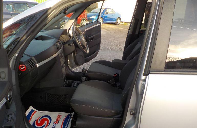 Vauxhall Meriva 1.6 i 16v Design 5dr (a/c) FG08LDE