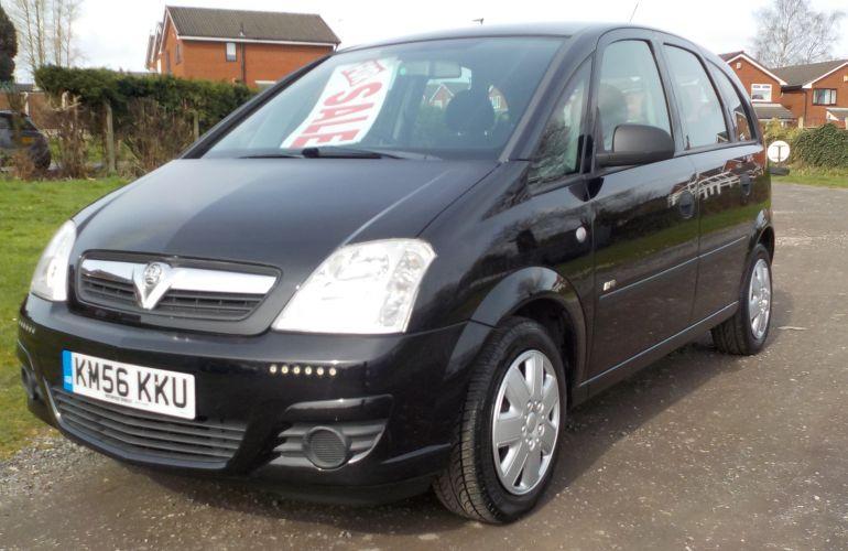 Vauxhall Meriva 1.4 i 16v Life 5dr KM56KKU