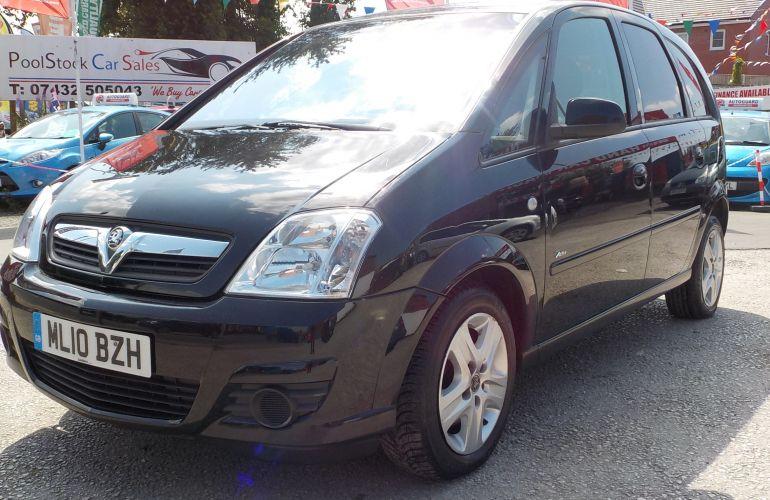Vauxhall Meriva 1.4 i 16v Active 5dr ML10BZH