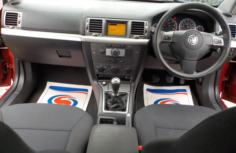Vauxhall Vectra 1.9 CDTi Exclusiv 5dr AO08HNA