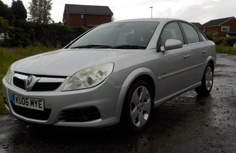 Vauxhall Vectra 1.9 CDTi 16v Elite 5dr      KU06MYE