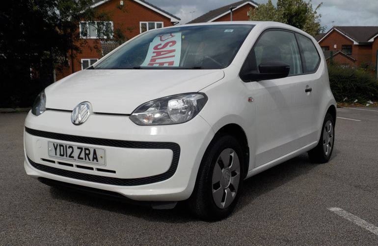 Volkswagen up! 1.0 Take up! 3dr YD12ZRA