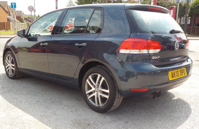 Volkswagen Golf 1.4 TSI SE 5dr AK10XPO
