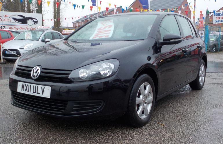 Volkswagen Golf 1.4 TSI S 5dr