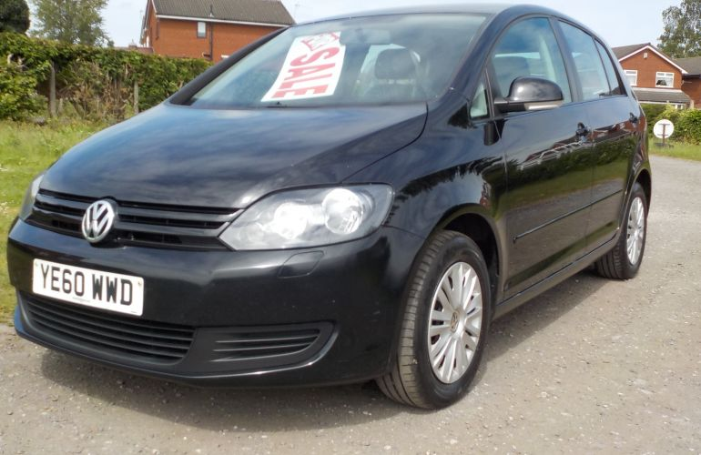 Volkswagen Golf Plus 1.6 TDI S 5dr YE60WWD