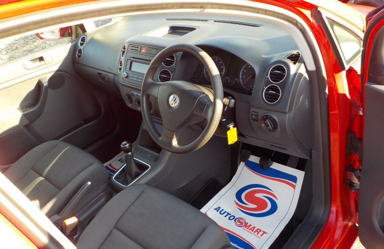 Volkswagen Golf Plus 1.6 FSI S 5dr PN55HEJ