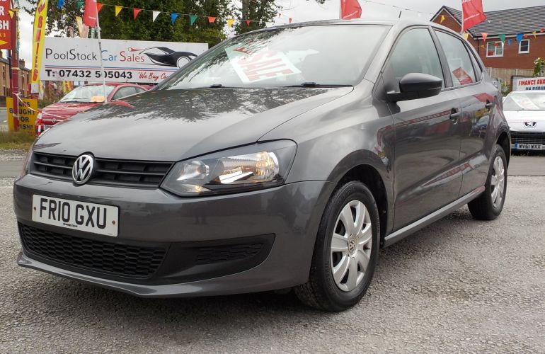 Volkswagen Polo 1.2 S 5dr (a/c) FR10GXU