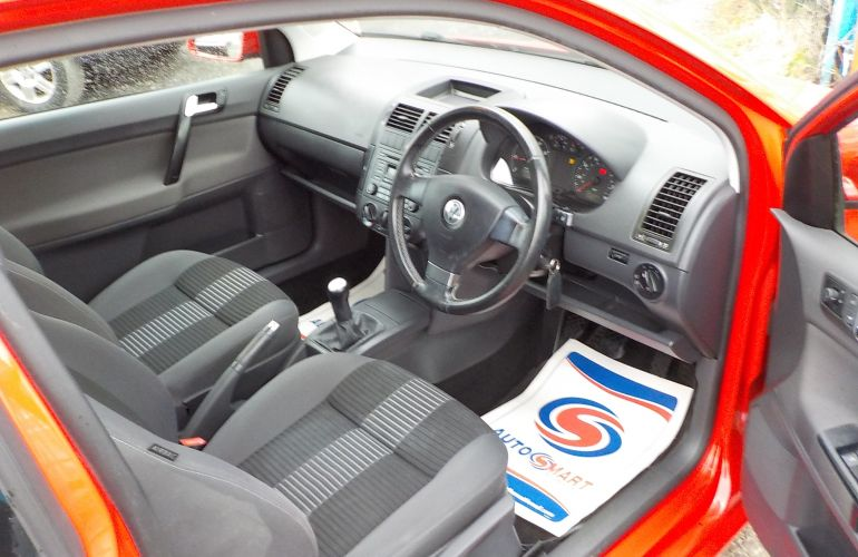 Volkswagen Polo 1.2 Match 3dr PJ08OMC