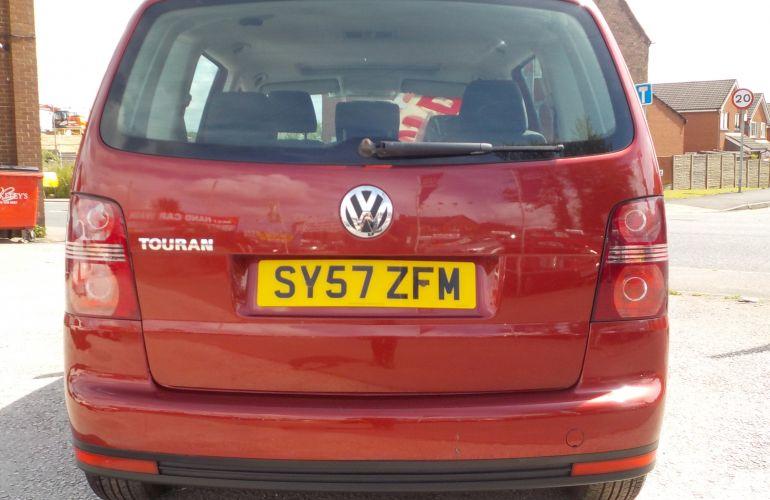 Volkswagen Touran 1.6 S 5dr (7 Seats) SY57ZFM